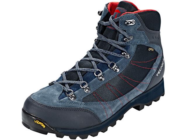 Tecnica Makalu IV GTX Shoes Men denim-red